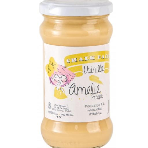 CHALK PAINT AMELIE  280ML COLOR 07 VAINILLA