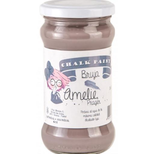 CHALK PAINT AMELIE  280ML COLOR 13 BRUJA