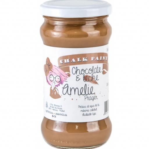 CHALK PAINT AMELIE  280ML COLOR 29 CHOCOLATE & LECHE