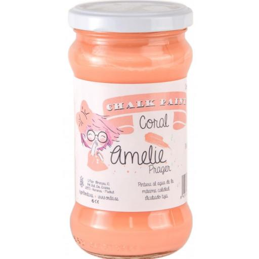 CHALK PAINT AMELIE  280ML COLOR 42 CORAL