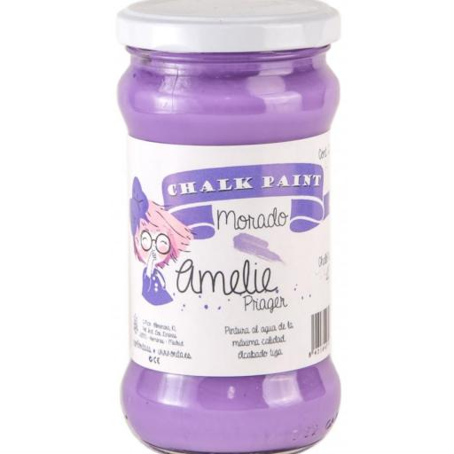 CHALK PAINT AMELIE  280ML COLOR 47 MORADO