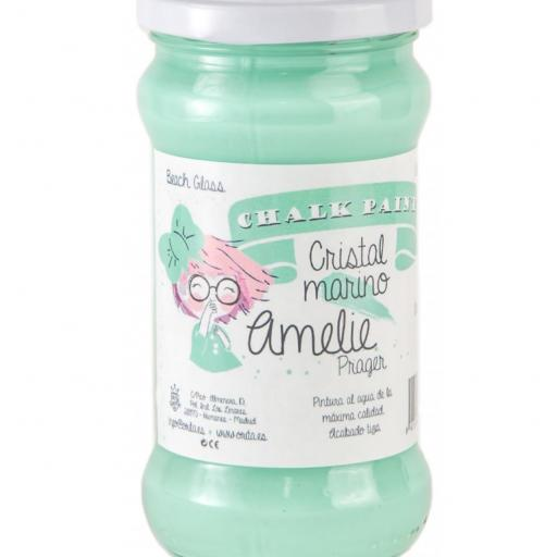 CHALK PAINT AMELIE  280ML COLOR 59 CRISTAL MARINO