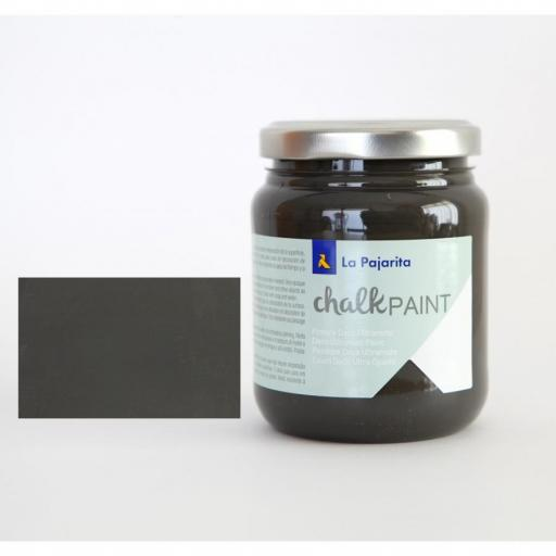 CHALK PAINT CASI NEGRO 175ML [0]