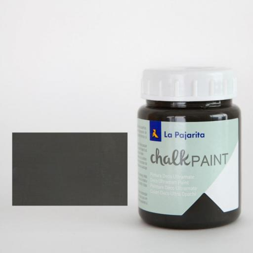 CHALK PAINT COLOR CASI NEGRO 75ML