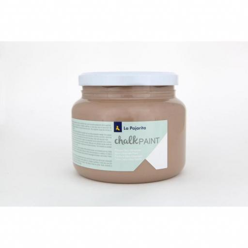 CHALK PAINT MARRON EIFFEL 500ML
