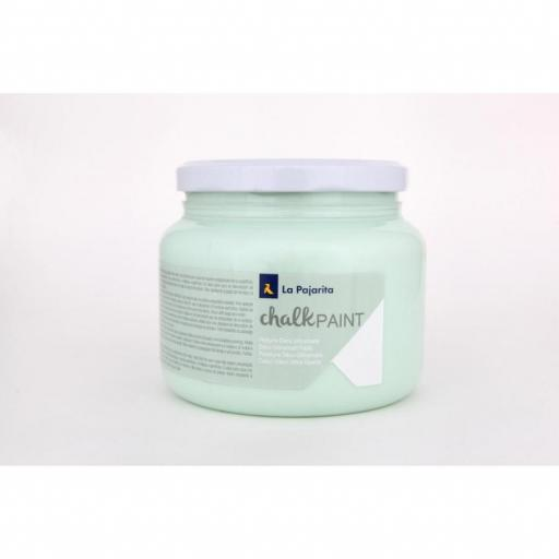 CHALK PAINT MINT 500ML