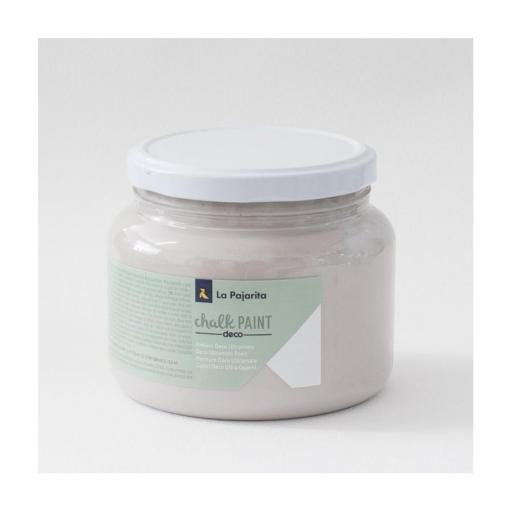 CHALK PAINT SMOOTH GREY 500ML