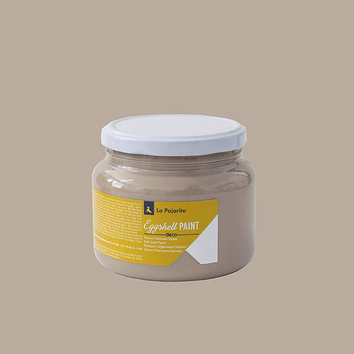 EGGSHELL PAINT TAUPE 500ML