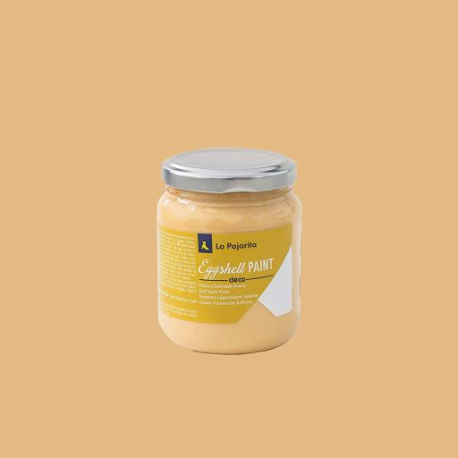 EGGSHELL PAINT VINTAGE YELLOW 175ML