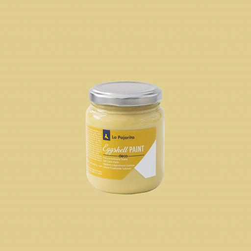 EGGSHELL PAINT YELLOW OCHRE 175ML