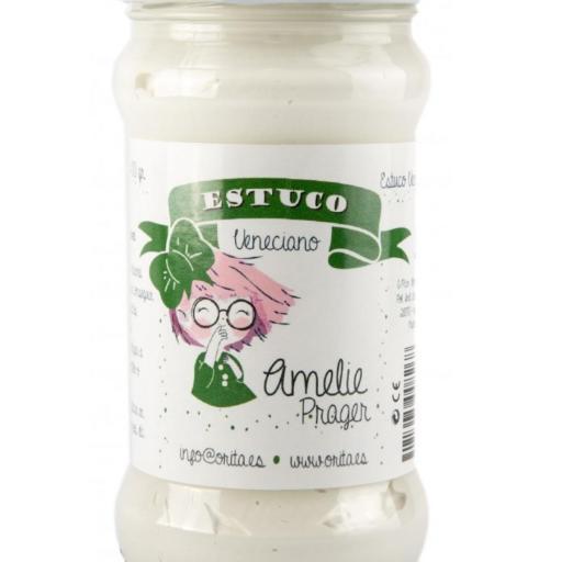 ESTUCO VENECIANO 280GR AMELIE