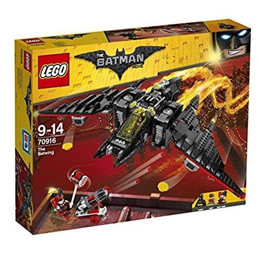 LEGO THE BATWING REF 70916