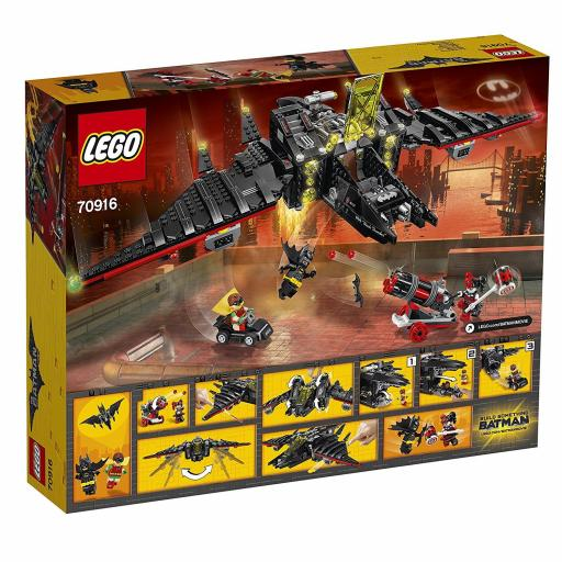 LEGO THE BATWING REF 70916  [1]