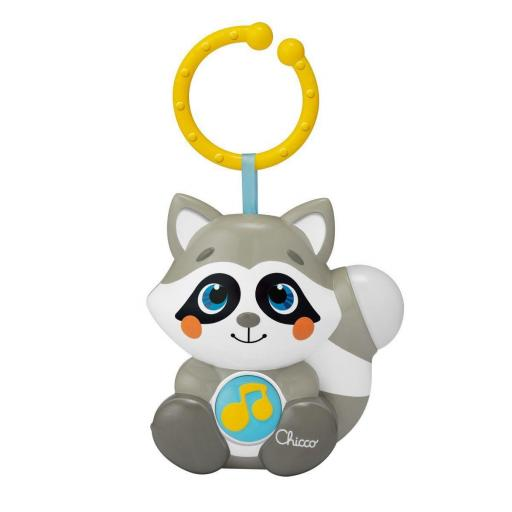 CHICCO TOY MF CLOUDY MUSIC ON THE GO MAPACHE