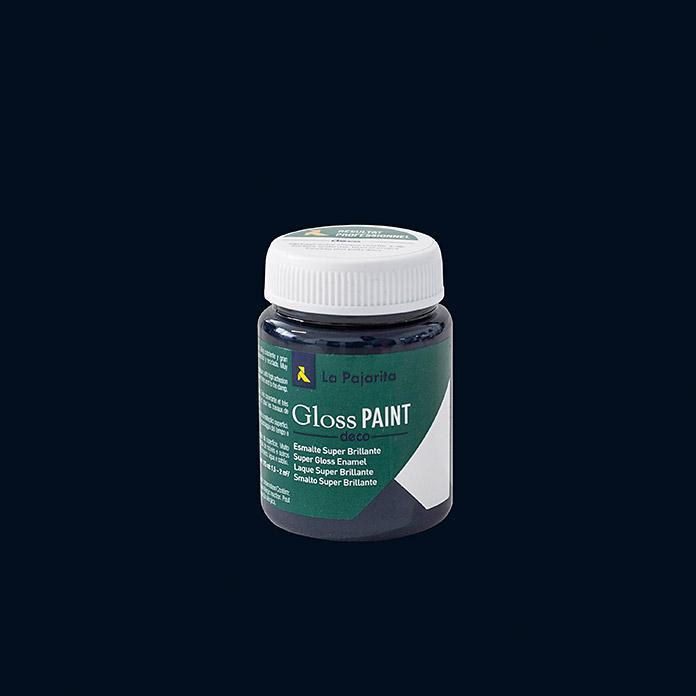 GLOSS PAINT  COLOR BLACK JACK 75ML