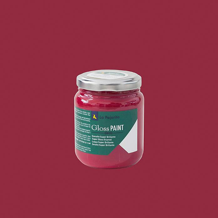 GLOSS PAINT COLOR ROJO EMPERADOR 175ML