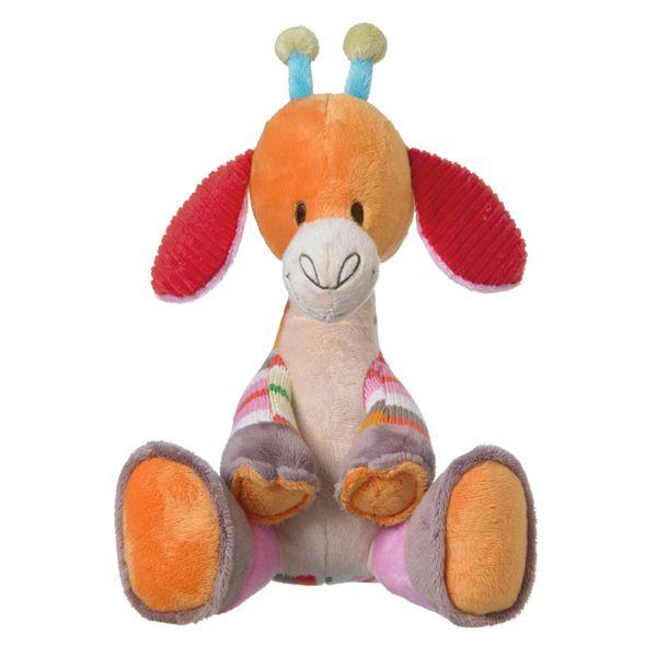 HAPPY HORSE rainbow-jirafa-peluche-22-cm  45017240
