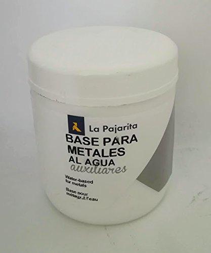 IMPRIMACION AL AGUA Y METAL LA PAJARITA 250ML