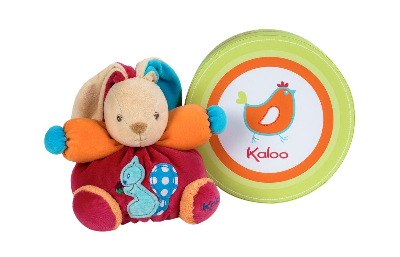 KALOO COLORS SMALL CHUBBY RABBIT SQUIRREL 9632594