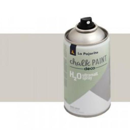 LA PAJARITA CHALK PAINT SPRAY COLOR BEIGE ANTIGUO 300 ML