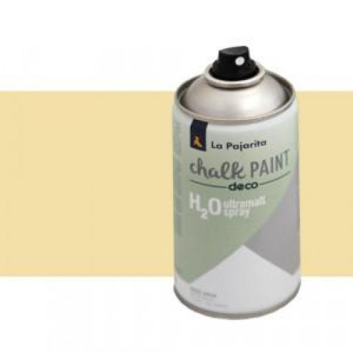 LA PAJARITA CHALK PAINT SPRAY COLOR DULCE LIMA 300 ML