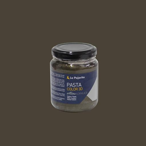 LA PAJARITA PASTA COLOR PC 3D COLOR BRONCE 175ML