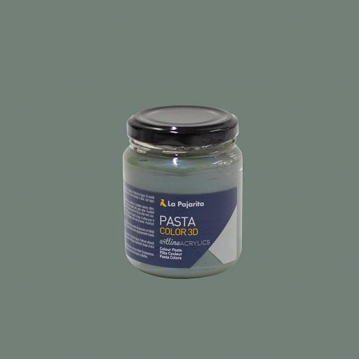 LA PAJARITA PASTA COLOR PC 3D COLOR VERDE ABETO TORNASOL 175ML