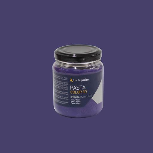 LA PAJARITA PASTA COLOR PC 3D COLOR VIOLETA 175ML
