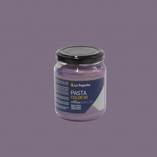 LA PAJARITA PASTA COLOR PC 3D COLOR VIOLETA  TORNASOL 175ML