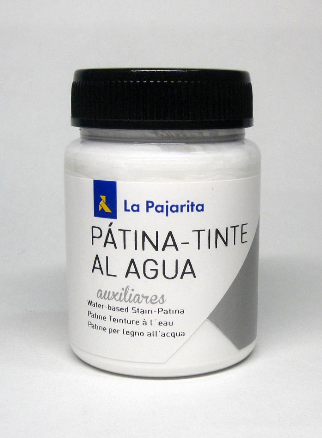 LA PAJARITA PATINA AL AGUA COLOR BLANCO 75ML