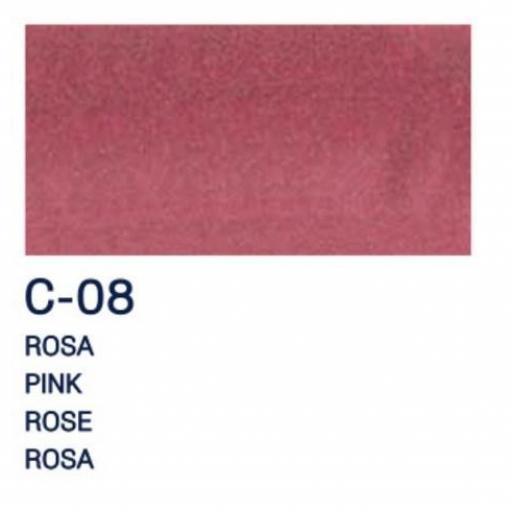LA PAJARITA PINTURA L.T. CRISTAL COLOR ROSA 50ML