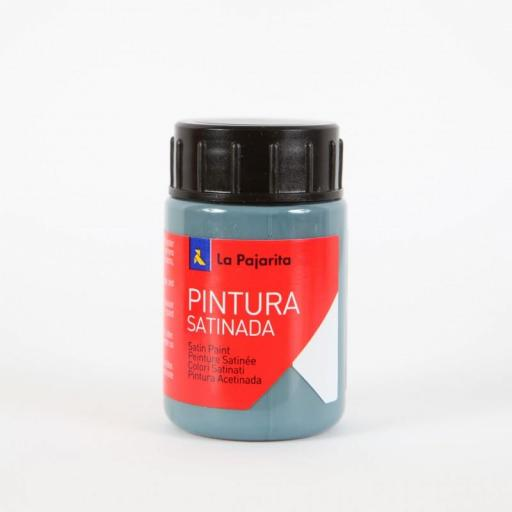 LA PAJARITA PINTURA SATINADA COLOR AZUL PORCELANA 35ML