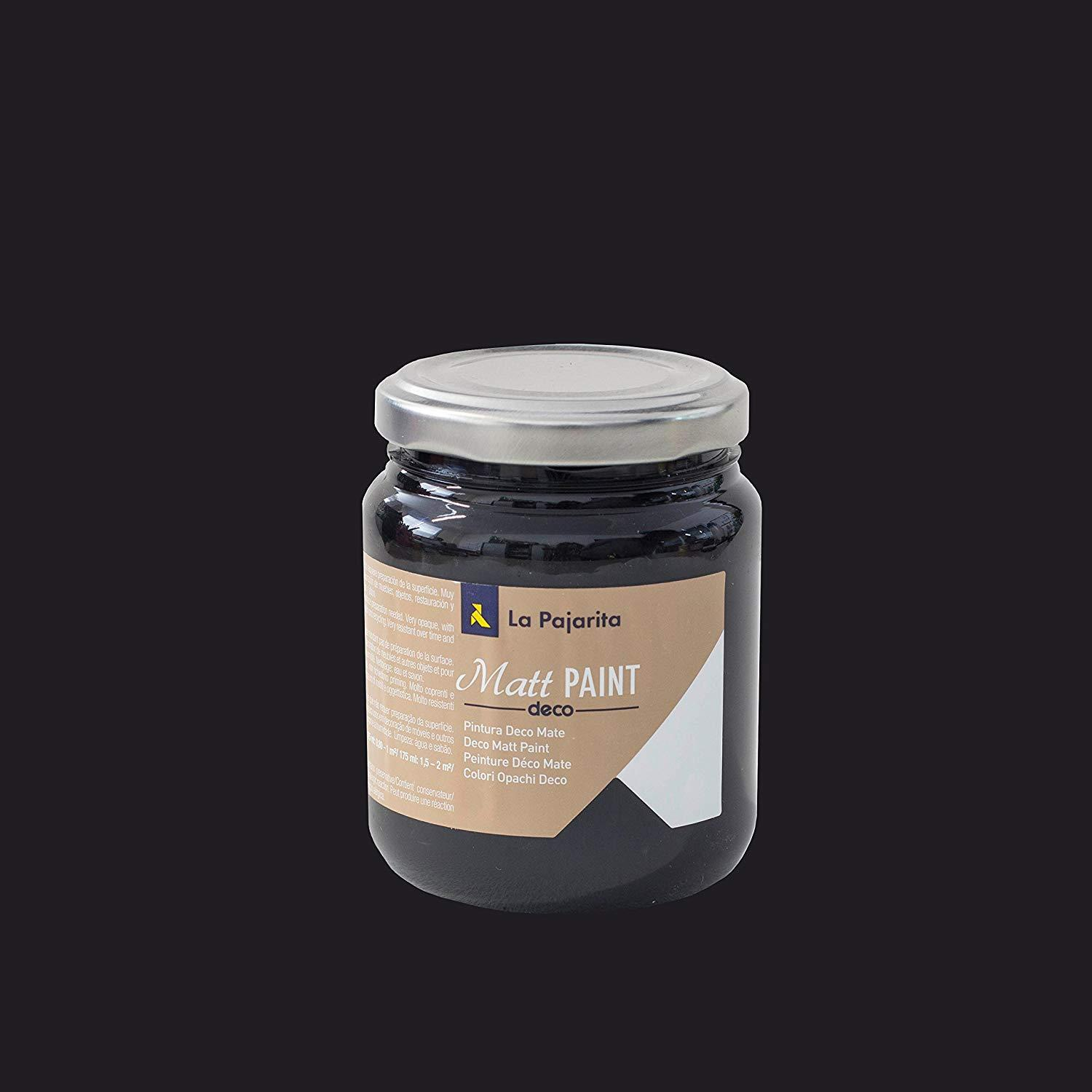 MATT PAINT BLACK SHADOW 175ML