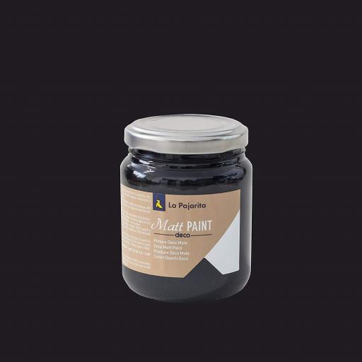 MATT PAINT BLACK SHADOW 175ML [0]