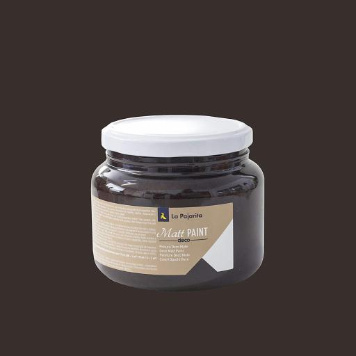 MATT PAINT BROWN SUGAR  500ML