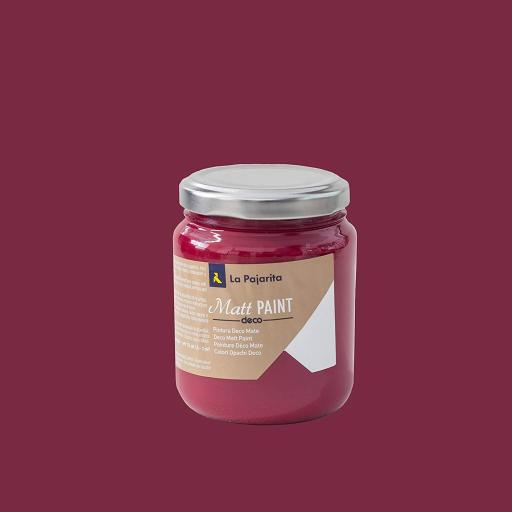 MATT PAINT INDIE RED 175ML