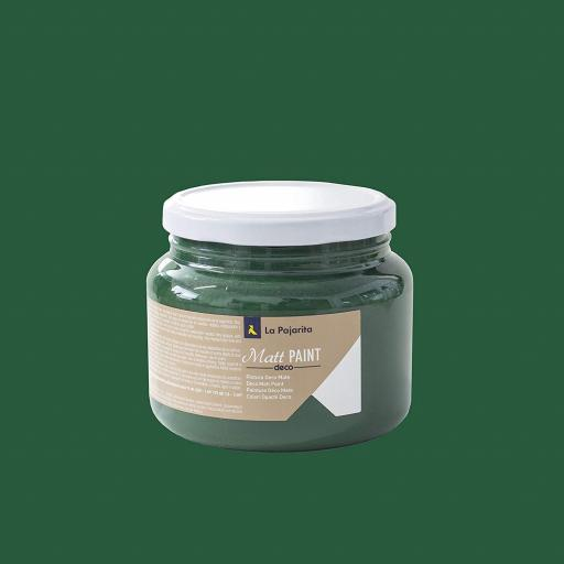 MATT PAINT MISTER GREEN  500ML