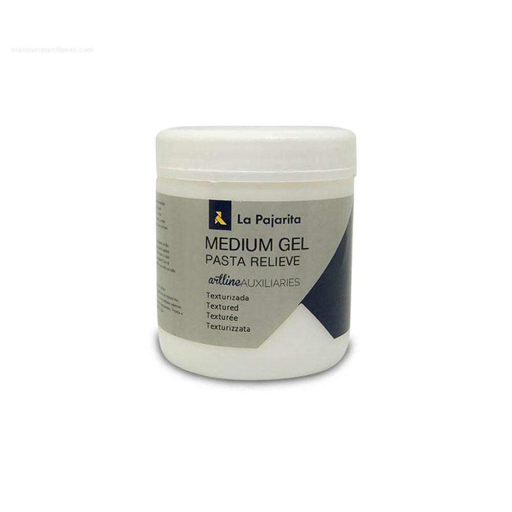 MEDIUM GEL MATE  250ML