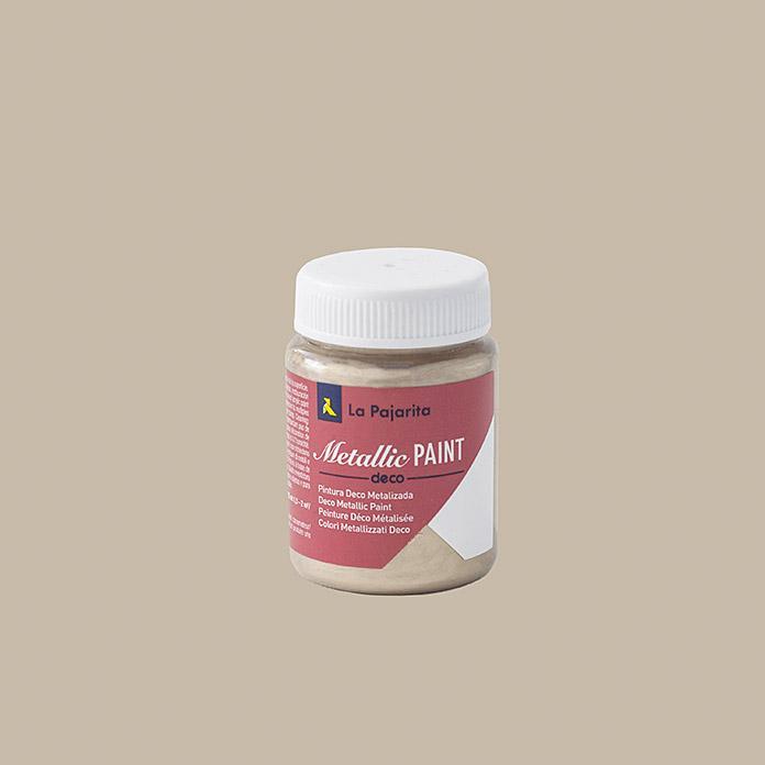 METALLIC PAINT COLOR CHAMPAGNE 75ML