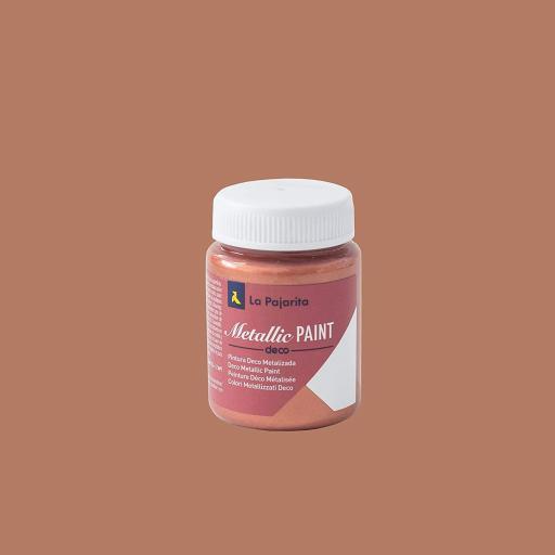 METALLIC PAINT COLOR COPPER 75ML
