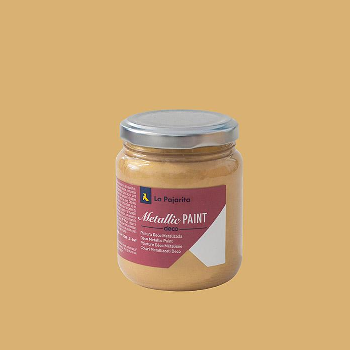 METALLIC PAINT COLOR REAL GOLD 175ML