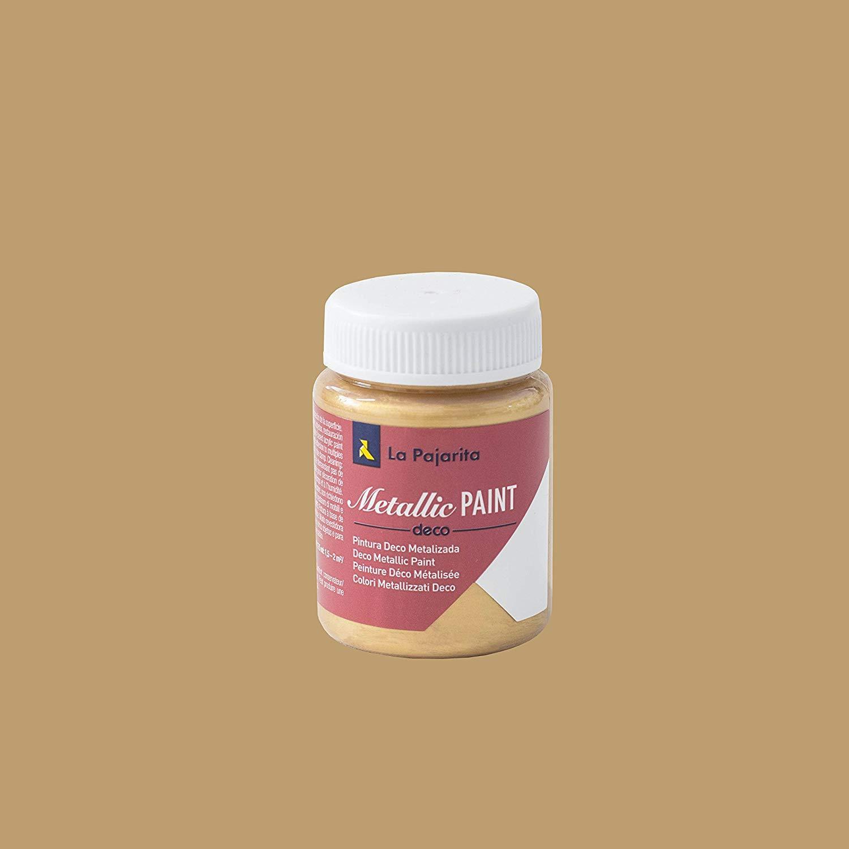 METALLIC PAINT COLOR RICH GOLD 75ML