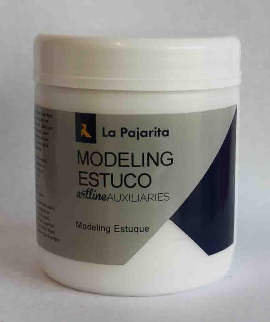 MODELING STUCO LA PAJARITA 250ML