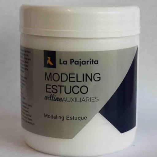 MODELING STUCO LA PAJARITA 250ML  [0]