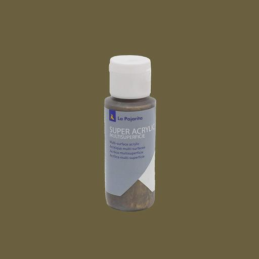 PINTURA LA PAJARITA SUPER ACRYLIC COLOR ORO BRONCE 60ML [0]