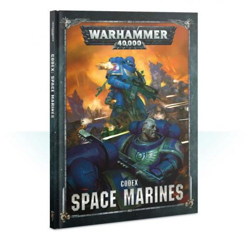 SPACE MARINES CODEX  [0]