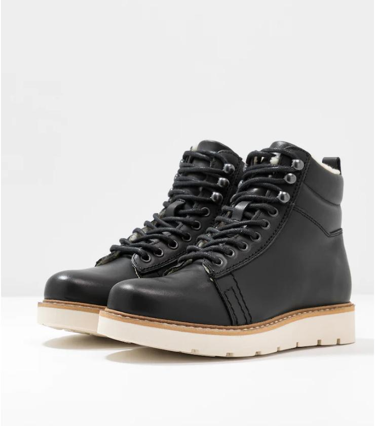 VMCELLO LEATHER BOOT BLACK STYLE 102118947