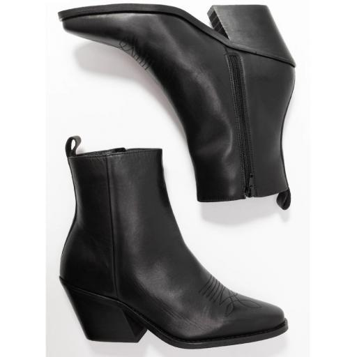 VMPALA LEATHER BOOT BLACK STYLE 10223741  [2]