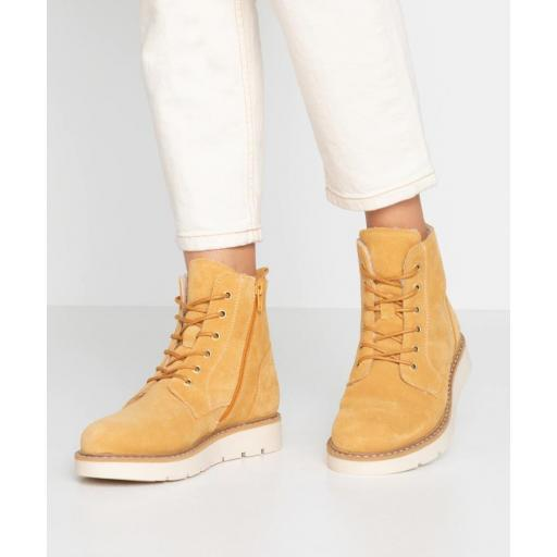 VMRIA LEATHER BOOT AMBER GOLD STYLE 10218946  [3]