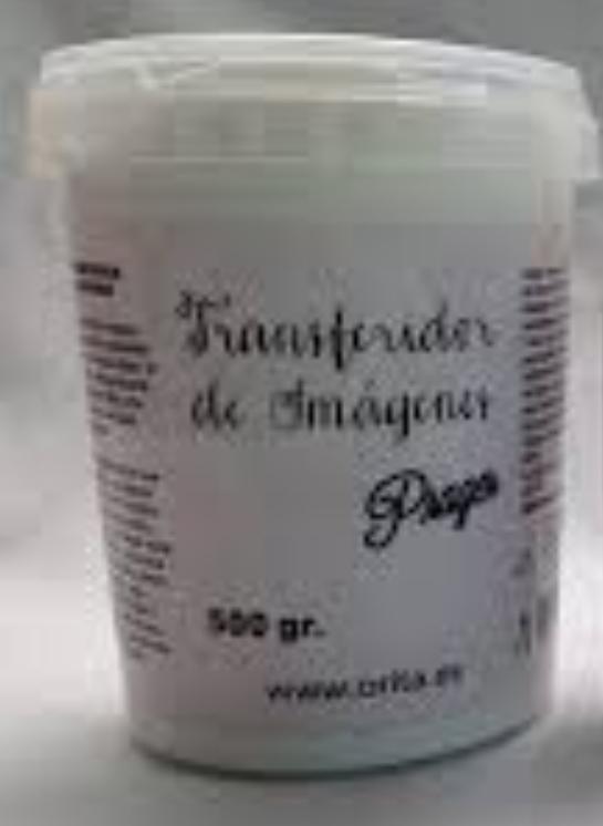 TRANSFERIDOR DE IMAGENES 500ML